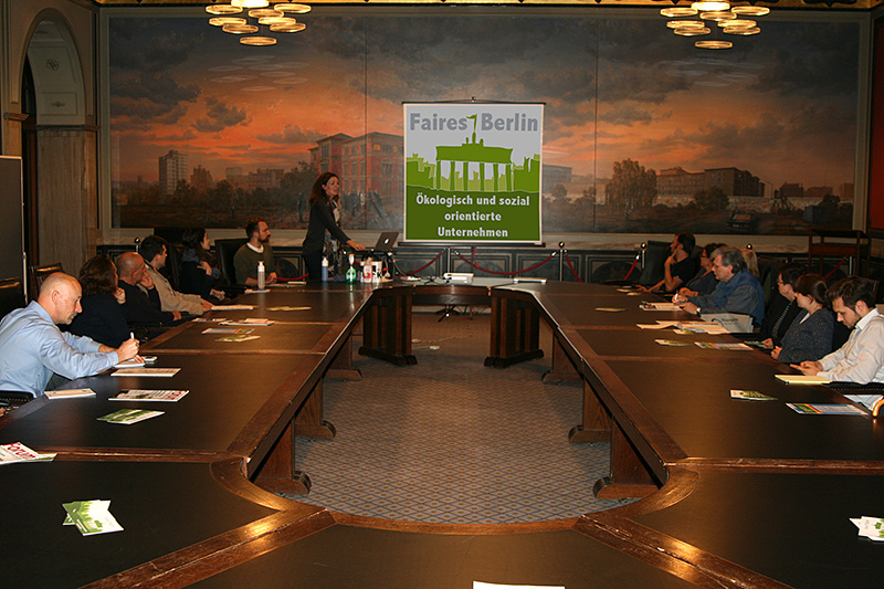 Forum Faires Berlin Goldener Saal